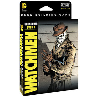 Cryptozoic Entertainment DC Deck-Building Game: Crossover Pack #4 - Watchmen