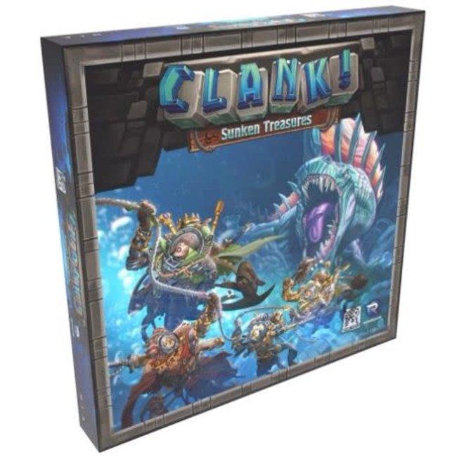 Renegade Game Studios Clank! Sunken Treasures