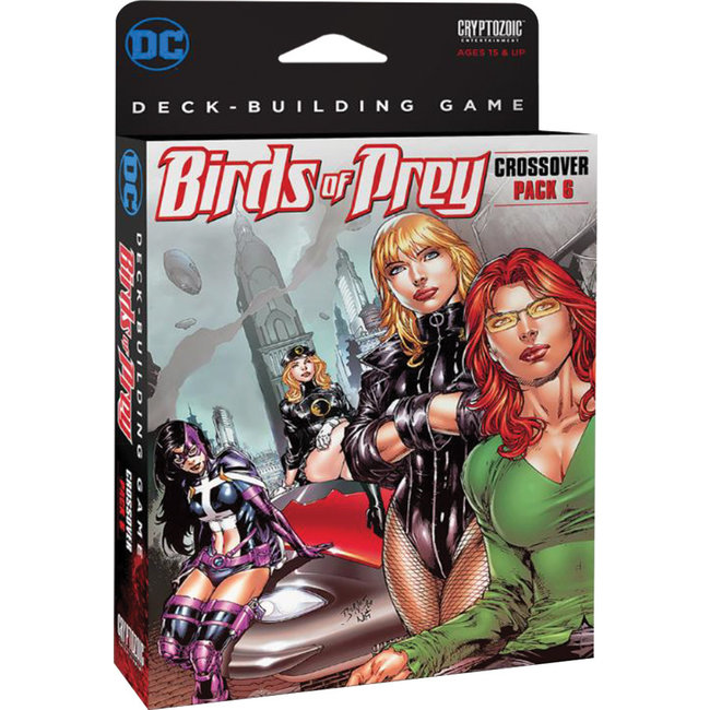 DC Deck-Building Game: Pack #6 Birds of Prey