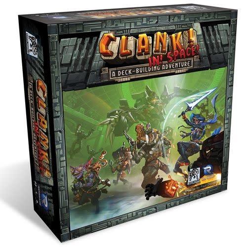 Renegade Games Studio Clank! In Space!