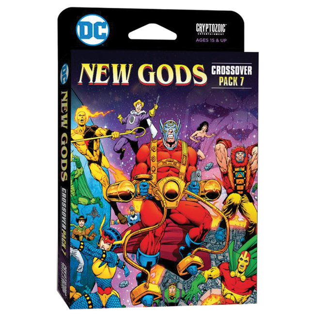 DC Deck-Building Game: Crossover #7 New Gods