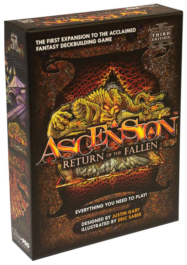 Stoneblade Entertainment Ascension: Return of the Fallen