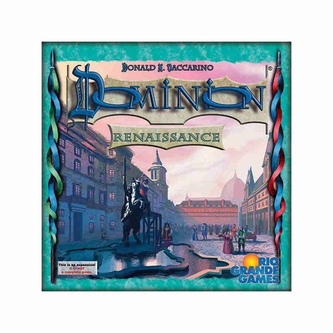 Rio Grande Games Dominion: Renaissance Expansion