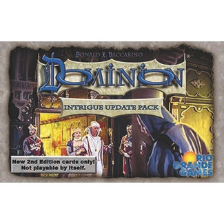 Rio Grande Games Dominion 2nd Edition: Intrigue Update Pack