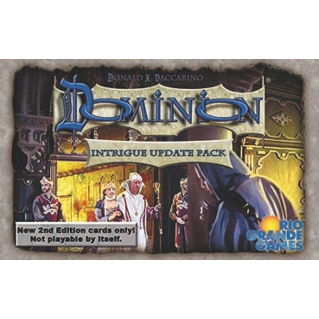 Dominion 2nd Edition: Intrigue Update Pack
