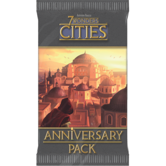 Repos Production 7 Wonders: Cities Anniversary Pack