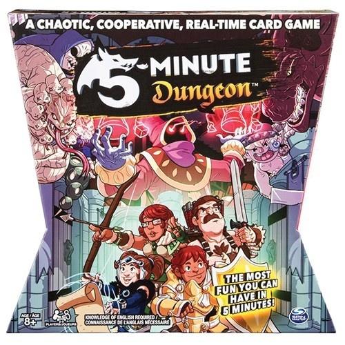 Spinmaster 5 Minute Dungeon