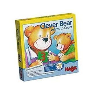 HABA Clever Bear Learns to Count