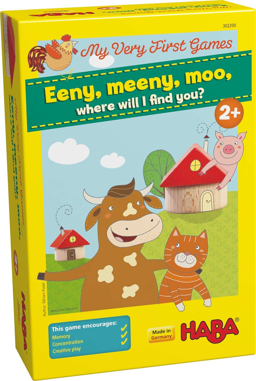 HABA MVFG - Eeny, Meeny, moo, where will I find you?
