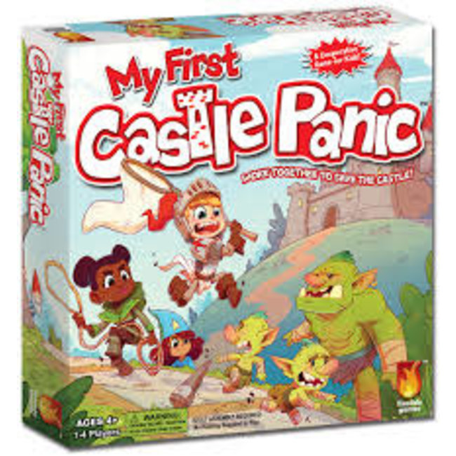 Fireside Games My First Castle Panic