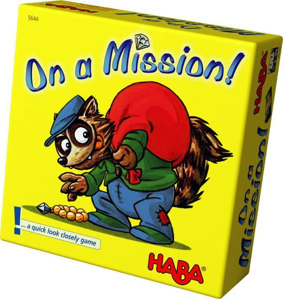HABA On a Mission!