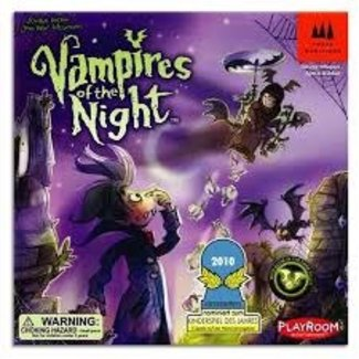 Playroom entertainment Vampires of the Night