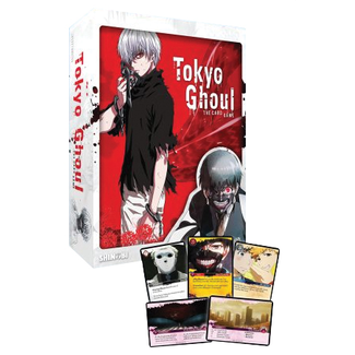 S7 Games Tokyo Ghoul Card Game