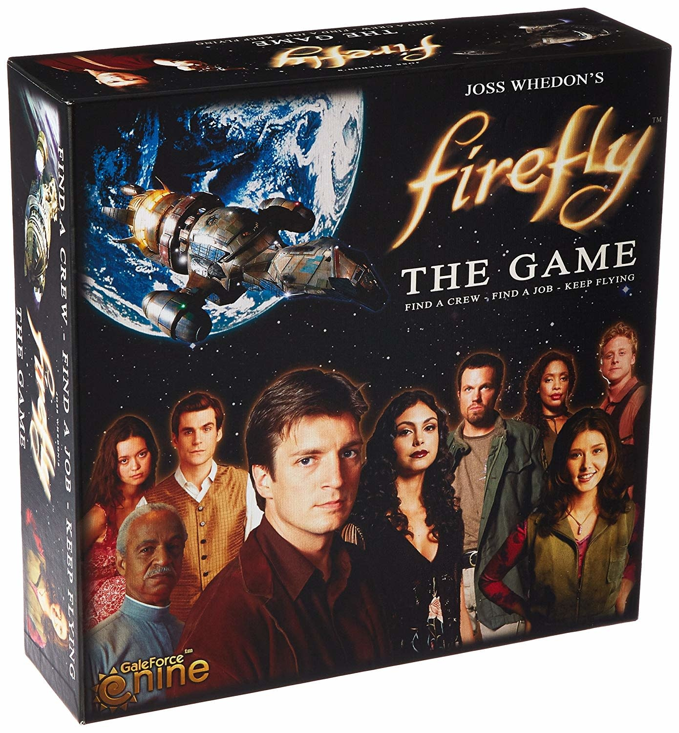 Galeforce 9 Firefly: The Game