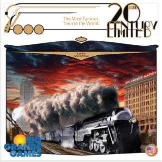 Rio Grande Games 20th Century Limited (2015)