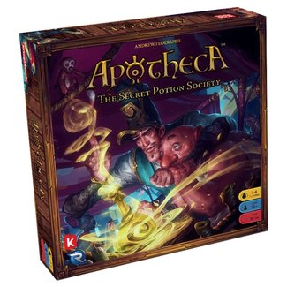 Renegade Game Studios Apotheca: Secret Potion Society