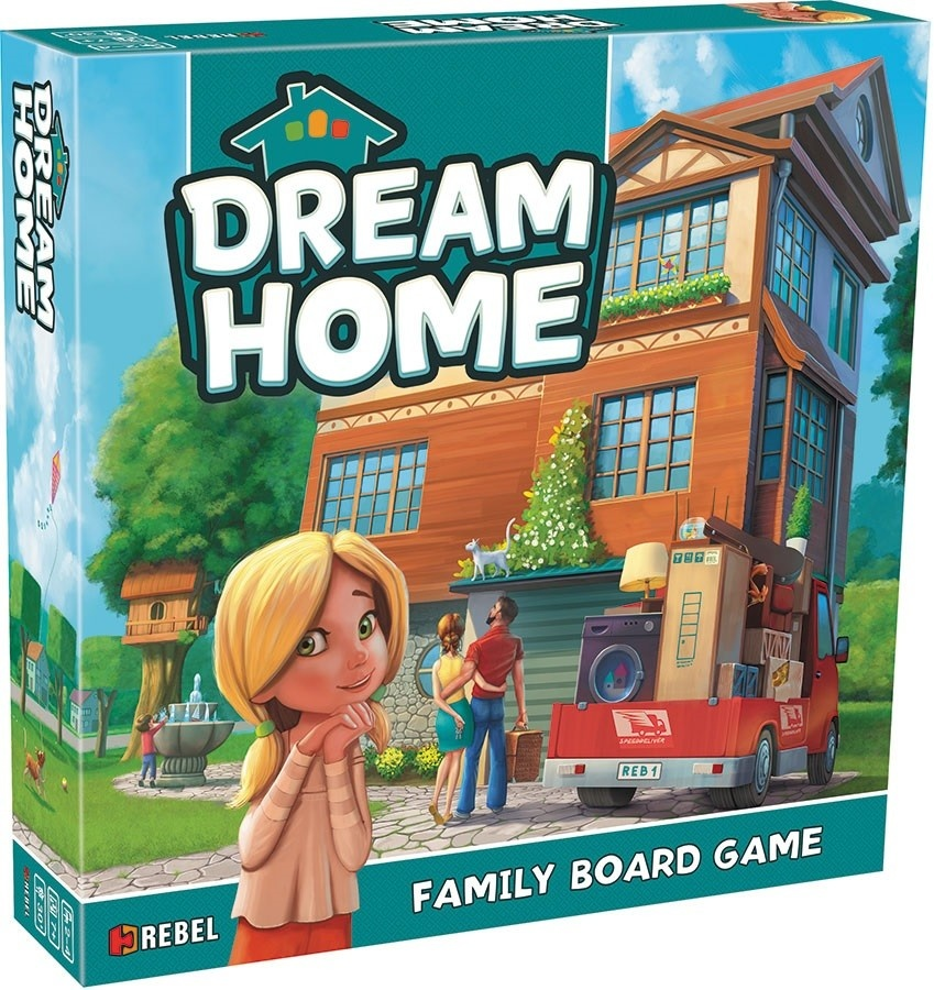 Asmodee North America Dream Home