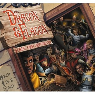 Stronghold Games Dragon and Flagon
