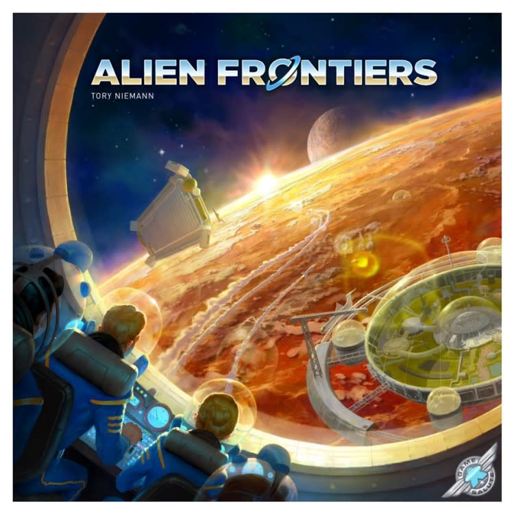 Clever Mojo Games Alien Frontiers