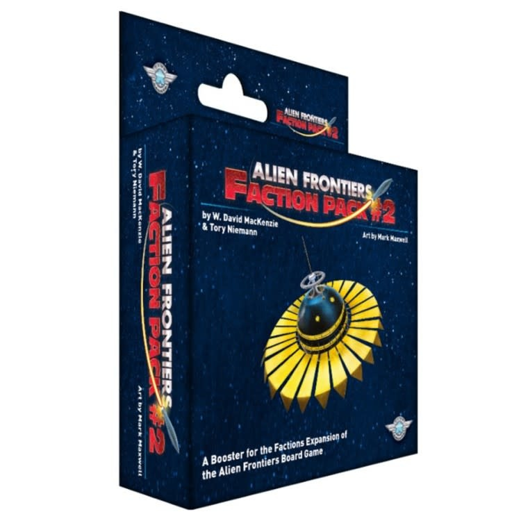 Clever Mojo Games Alien Frontiers: Faction Pack #2