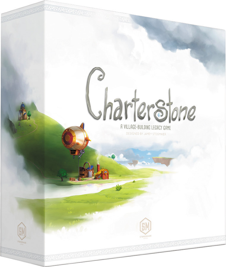 Stone Maier Games Charterstone