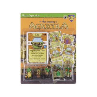 WizKids Agricola: Green Expansion