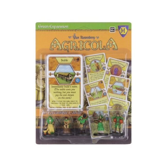 Agricola: Green Expansion