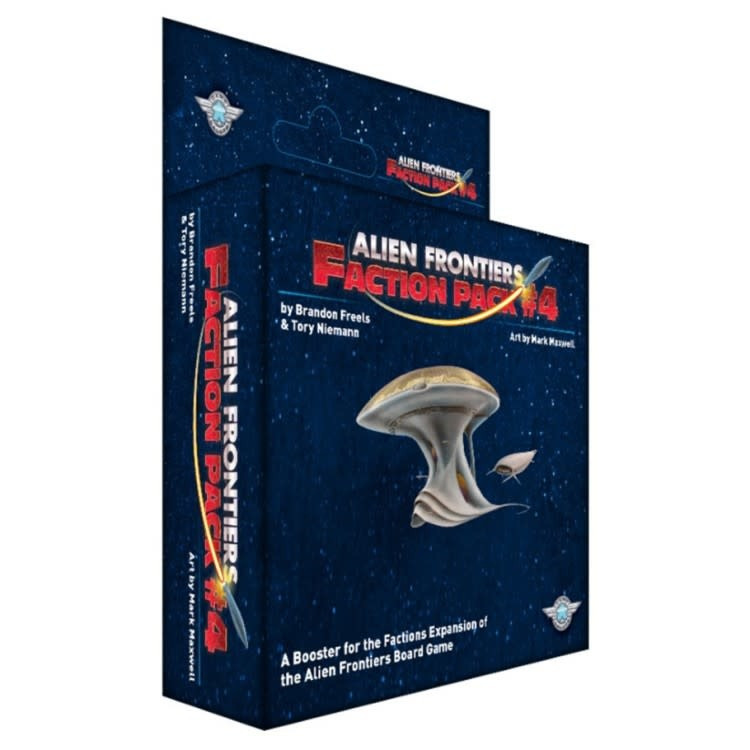 Clever Mojo Games Alien Frontiers: Faction Pack #4