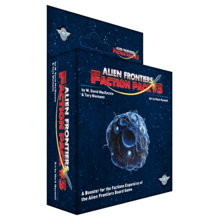 Clever Mojo Games Alien Frontiers: Faction Pack #3