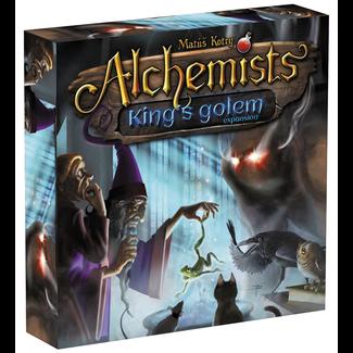 Czech Games Edition Alchemists: The King's Golem Expansion