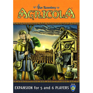 Lookout Games Agricola: 5-6 Player Extension