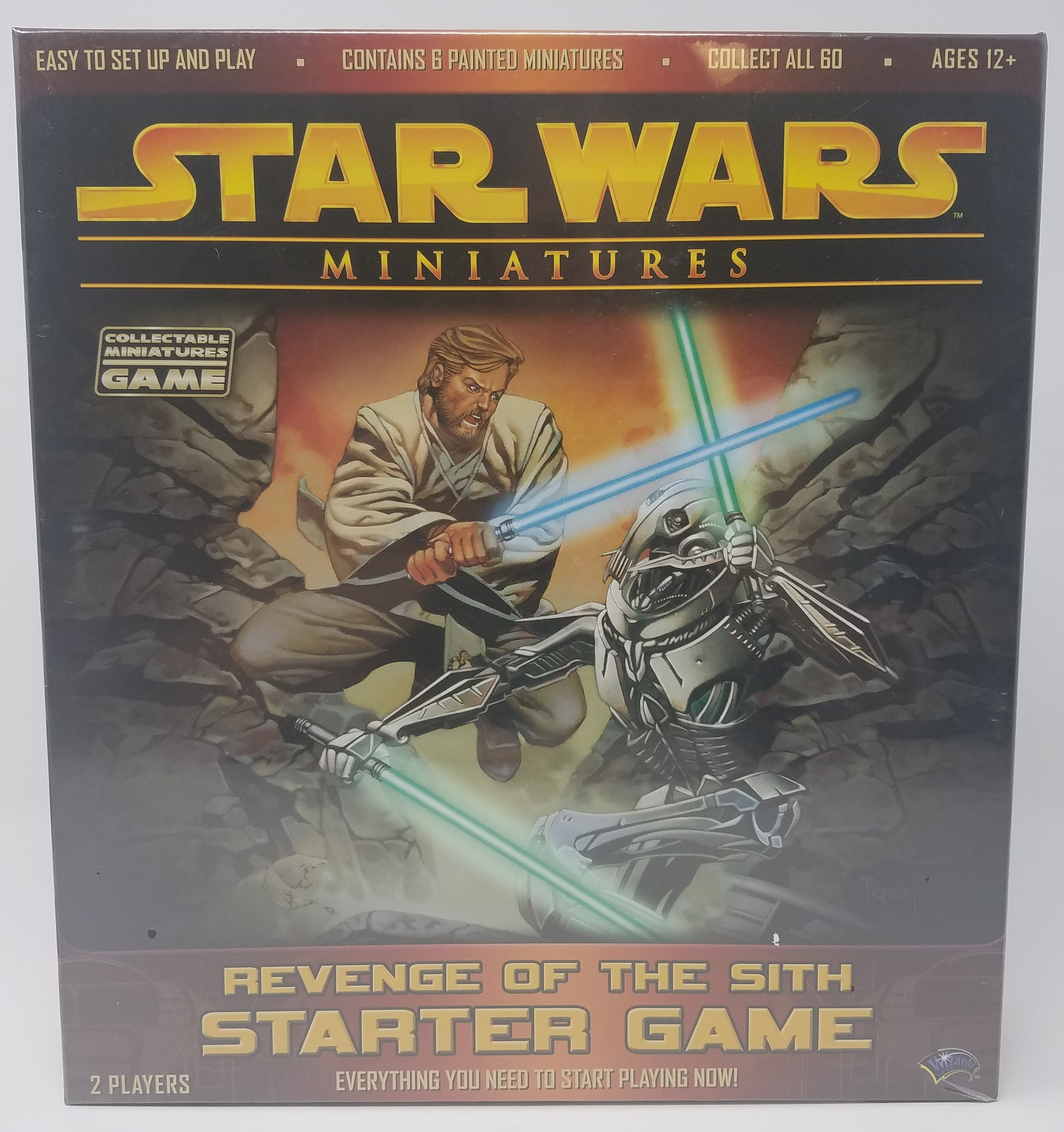 Star Wars Miniatures: Revenge of the Sith Starter Game