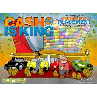 Dyskami Publishing Company Worker Placement: Cash is King