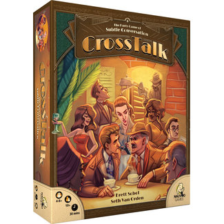 Nauvoo Games CrossTalk