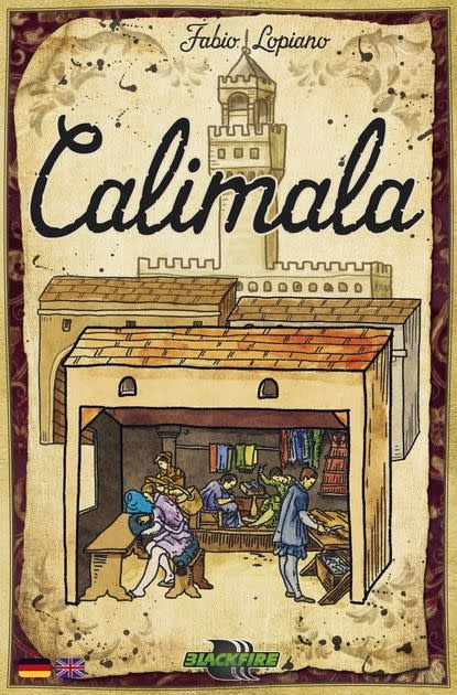 Stronghold Games Calimala