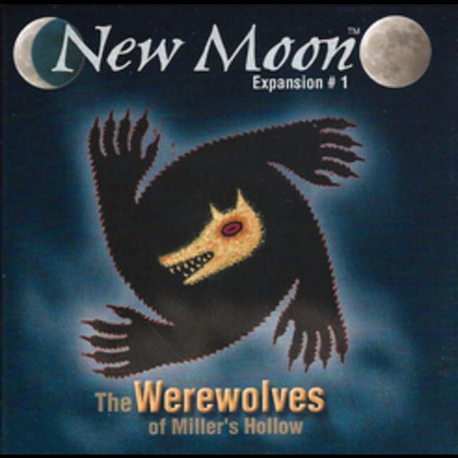 Werewolves New Moon