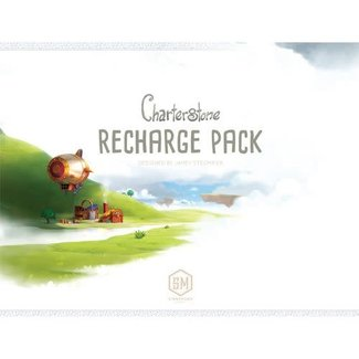 Stonemaier Games Charterstone: Recharge