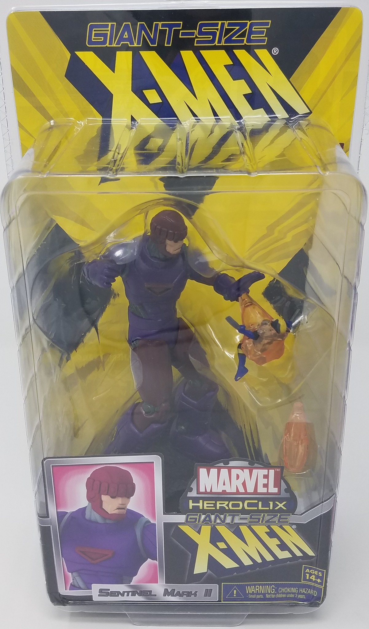 Heroclix Giant-Sized X-men: Sentinel Mark II