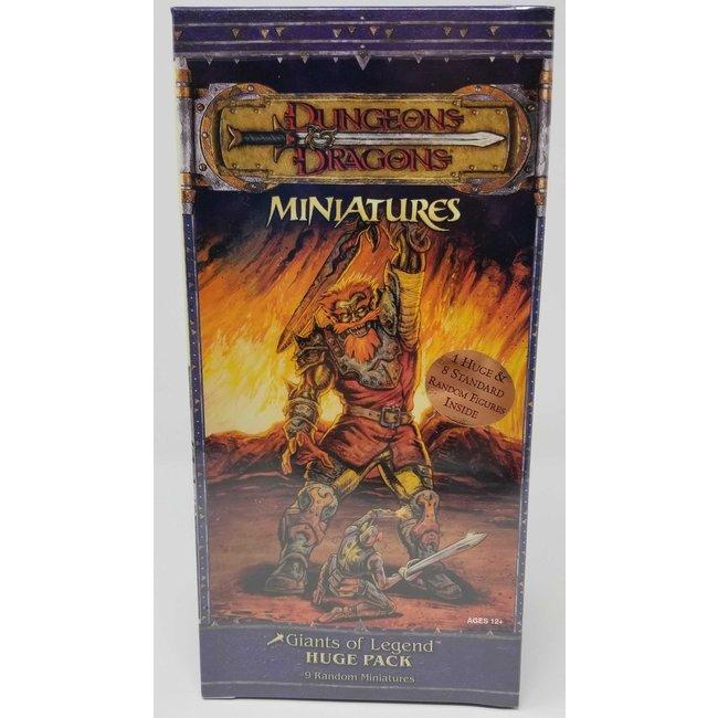 D&D Mini: Giants of Legend Booster Pack