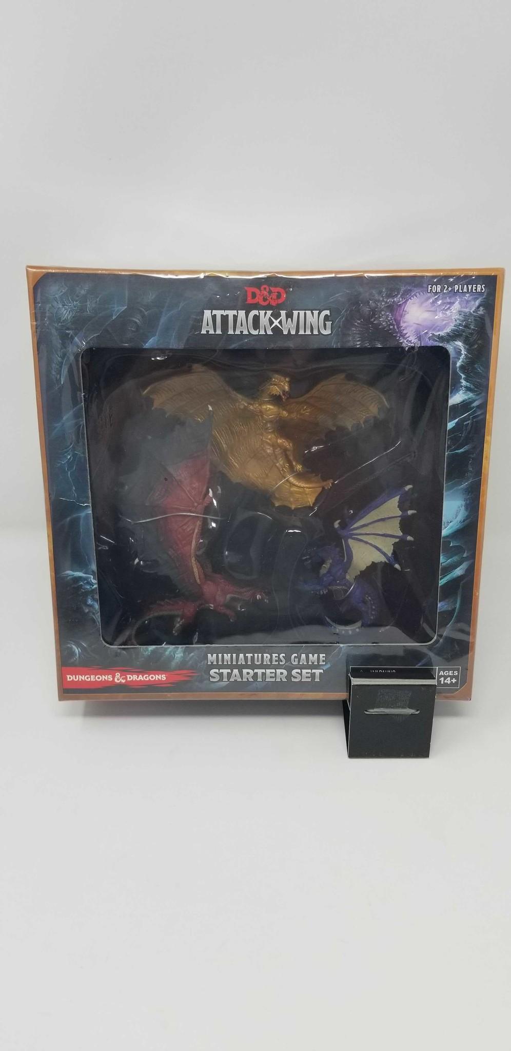 D&D Attack Wing: Starter Set