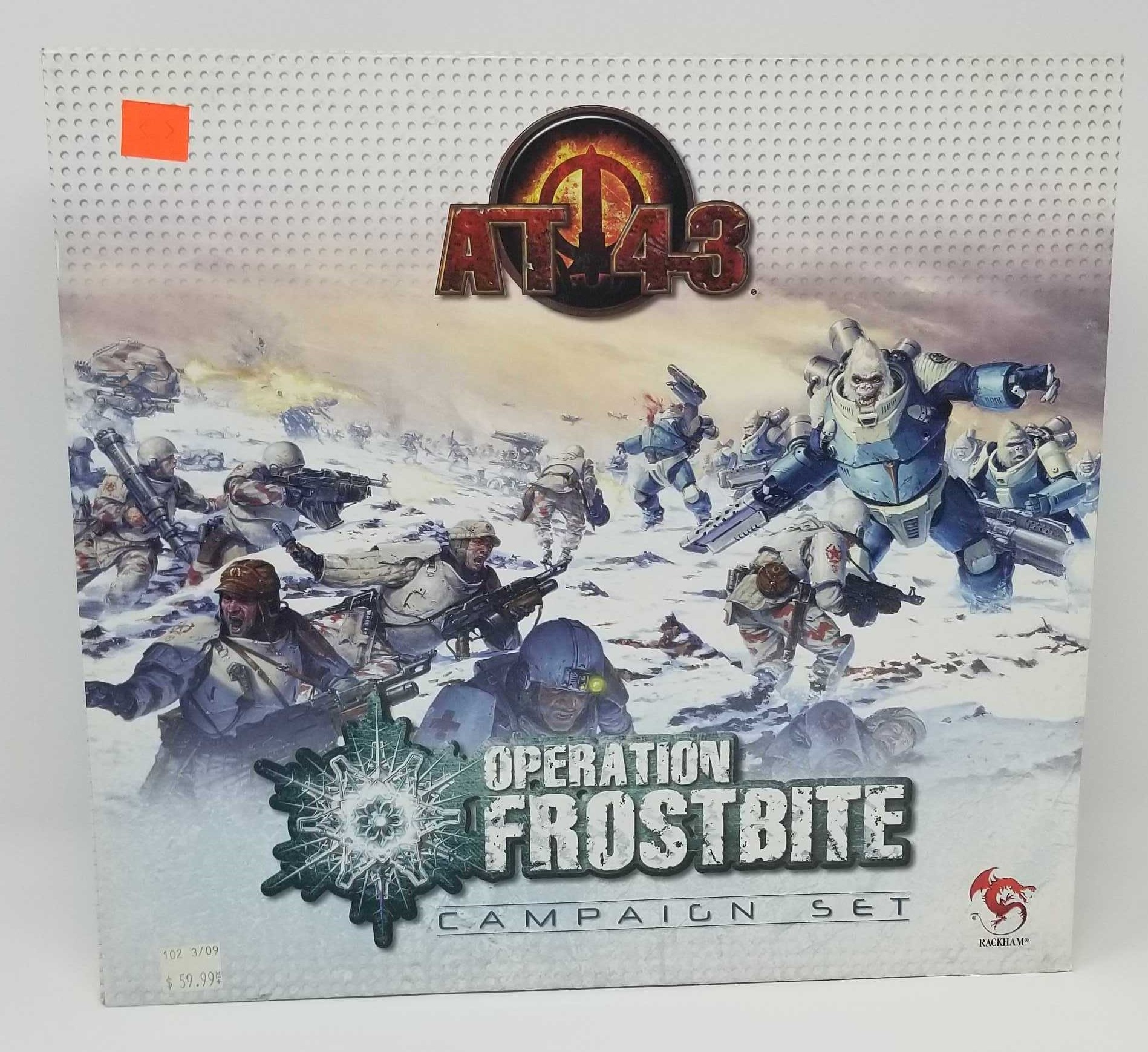 AT 43 Operation Frostbite Campaign Set - Rakham