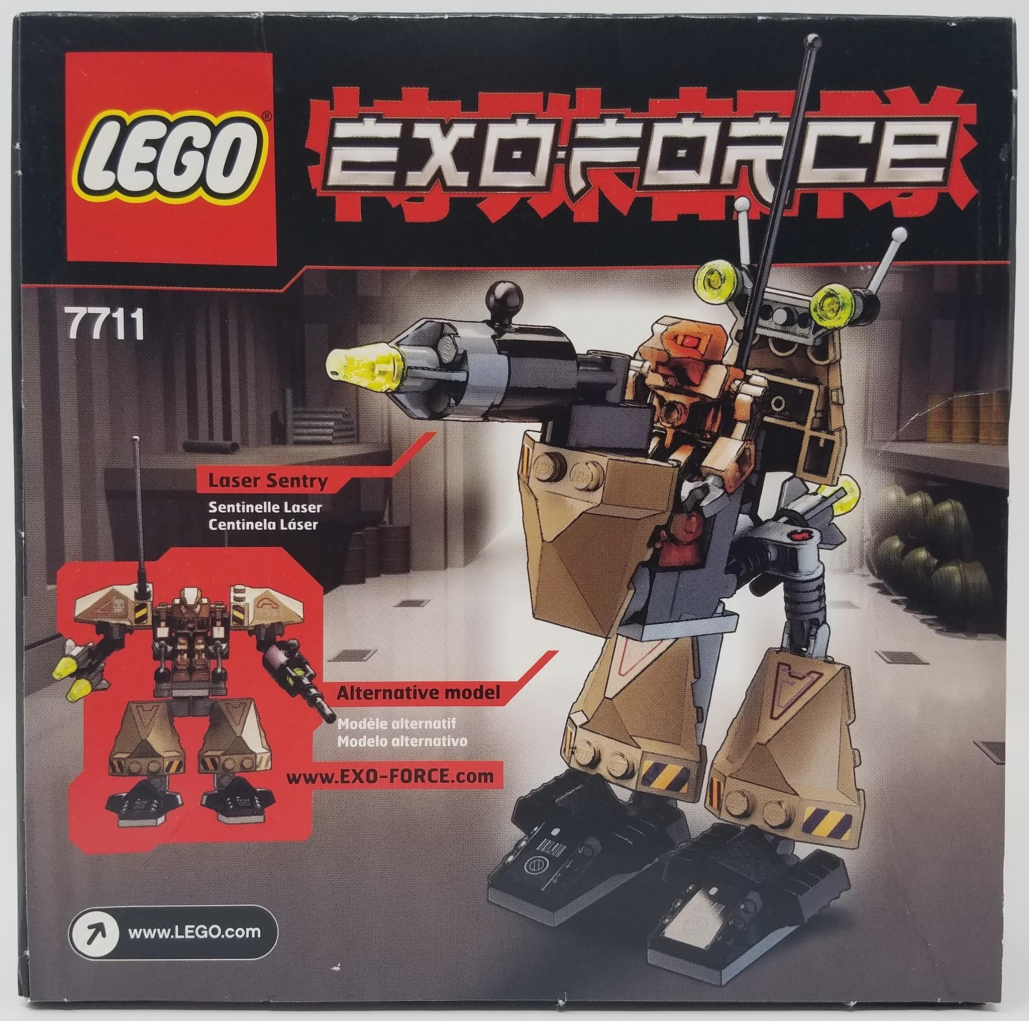 LEGO LEGO #7711 Exo-Force: Robot Sentry