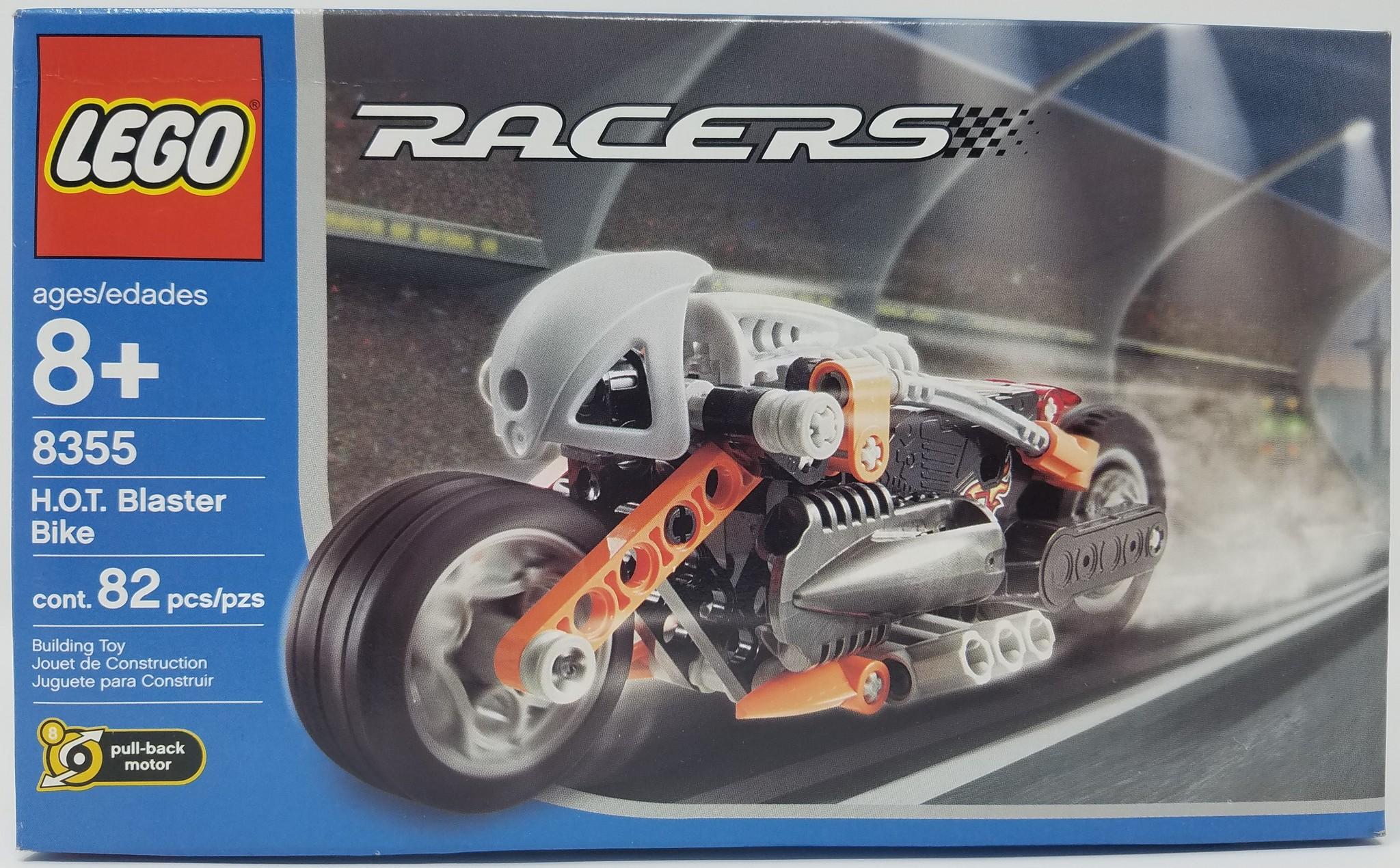LEGO LEGO #8355 Racers: H.O.T. Blaster Bike