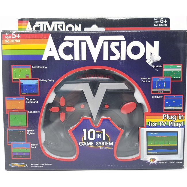 Activision Plug and Play