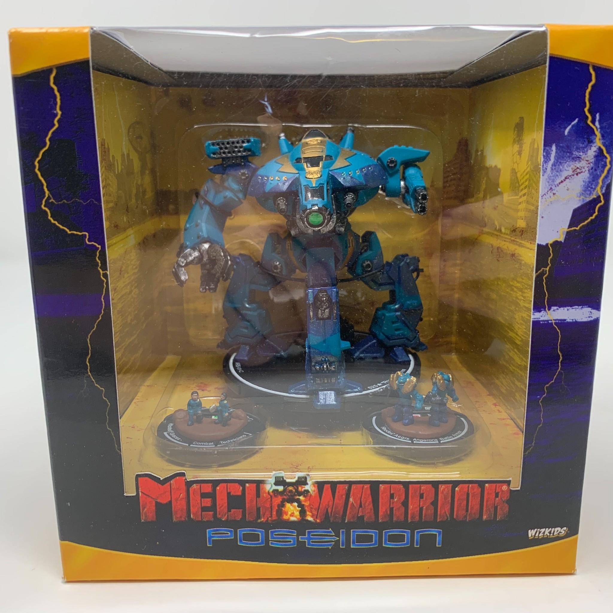 "Mechwarrior Poseidon ""Ares"""