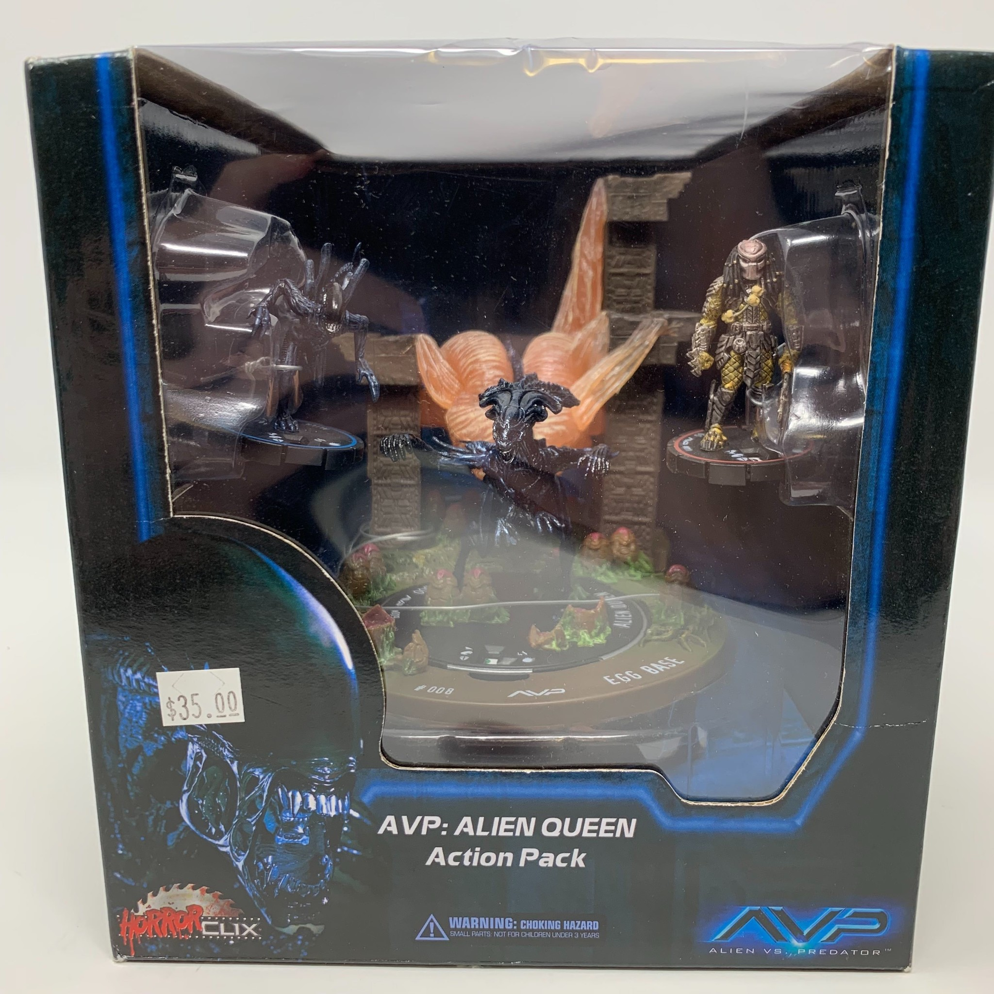 HorrorClix AVP Alien Queen