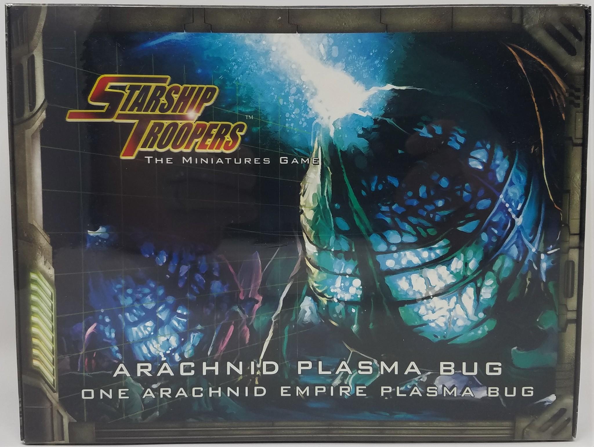 Starship Troopers Miniatures: Arachnid Plasma Bug