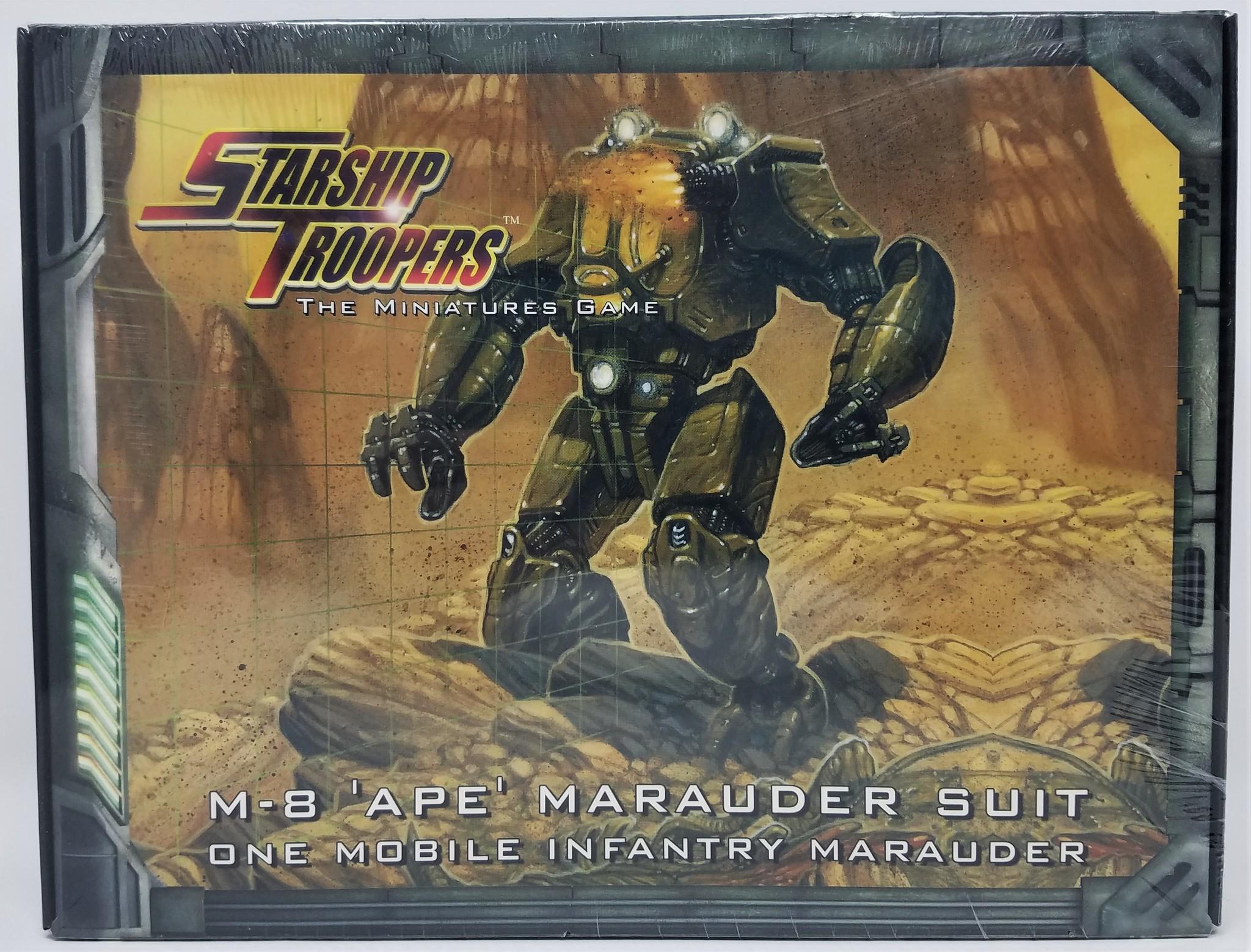 """Starship Troopers Miniatures: M-8 """"APE"""" Marauder Suit"""