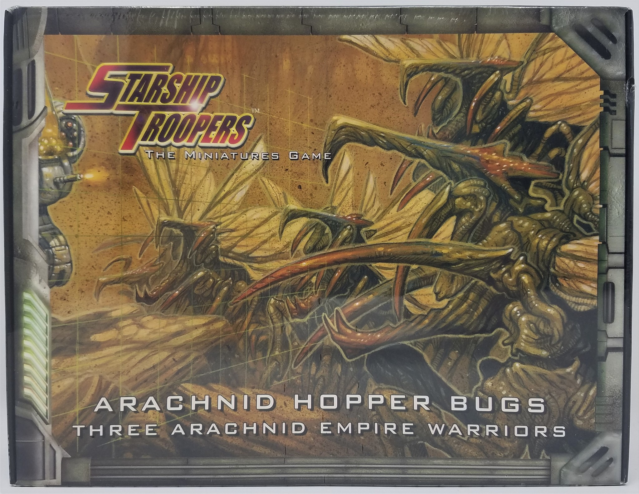Starship Troopers Miniatures: Arachnid Hopper Bugs