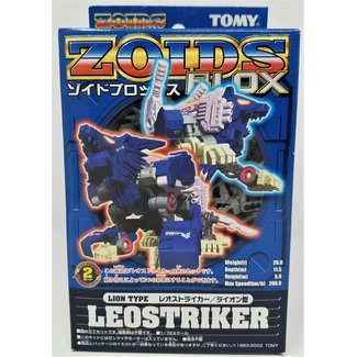 Zoids Blox BZ-012 Leostriker
